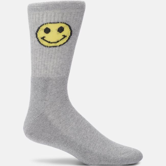 1-Pack Face Tennis Socks